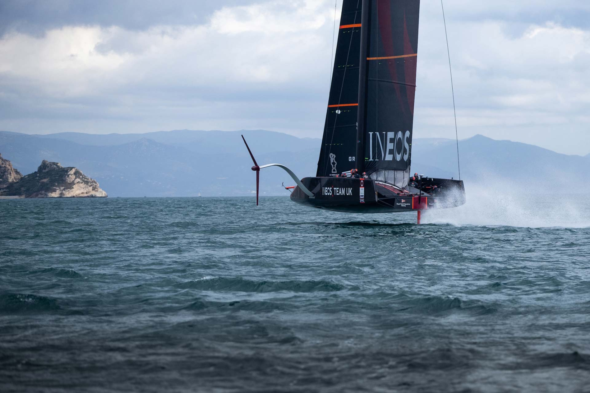ainslie americas cup 140420