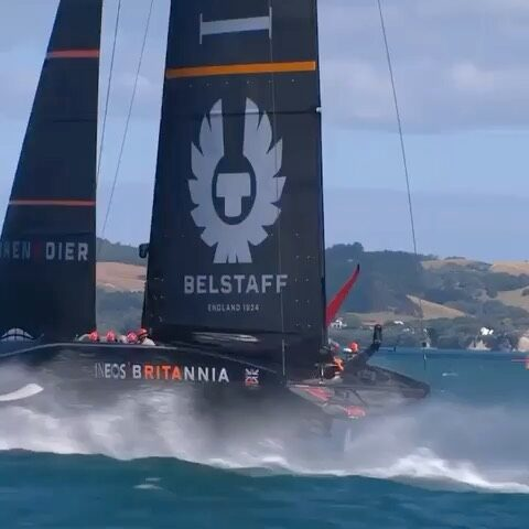 #pushinghard @americascup @ineosteamuk @emiratesteamnz