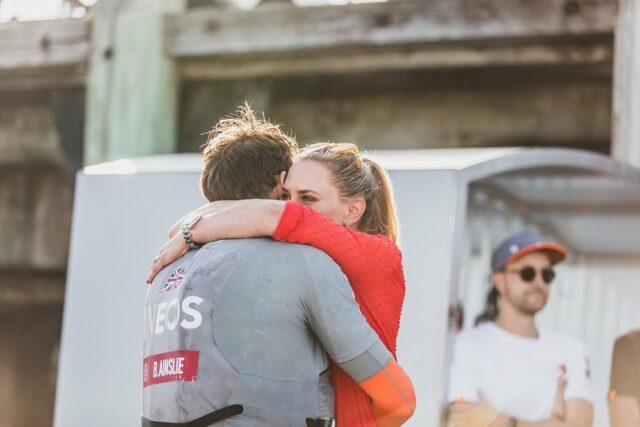 Tough day at the office but just as tough for all our supporters @ineosteamuk Thanks for coming on the journey #americascup